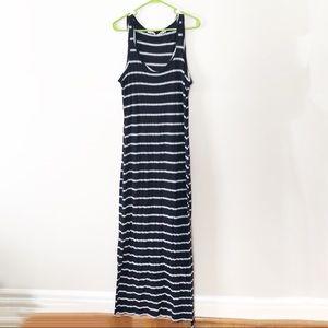 Michael Stars Striped Maxi Dress